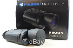 Pulsar Recon X550 Digital Night Vision Monocular 78026 5.5x -BB 558