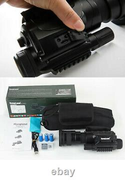 Rongland 760D IR Infrared Night Vision NVG Monocular Scope Offers Accepted