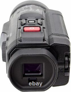 SIONYX Aurora Black I True-Color Digital Night Vision Camera with Picatinny Rail