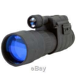 Sightmark Ghost Hunter 5x50 All Weather Digital Night Vision Monocular R-SM18074