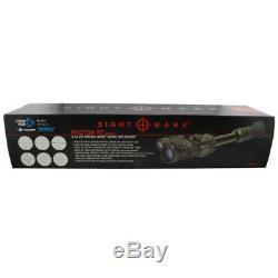 Sightmark Photon RT Digital Night Vision Riflescope, 4.5x42S, Black