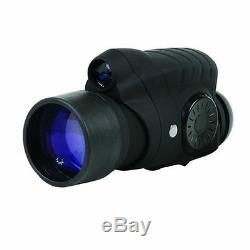 Sightmark Twilight DNV 7x50 Digital (Green) Night Vision Monocular (SM18014)