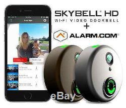 SkyBell HD Wi-Fi Doorbell Camera Alarm. Com 1080p Color Night Vision