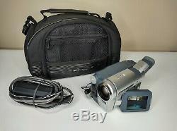 Sony DCR-TRV260 Digital 8 Camcorder Player Camera Digital 8 Video Transfer