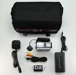 Sony Handycam Dcr-pc9e Camcorder Mini DV Digital Tape Video Camera