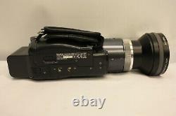 Sony Hdr-hc1e Camcorder Hd High Definition Mini DV Digital Tape Hdv Untested