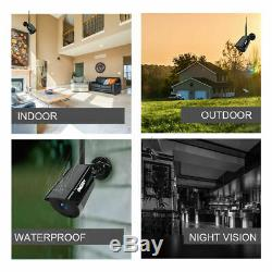 TMEZON 4CH 1080P Wireless WiFi Security Camera HD NVR Home Outdoor IP System