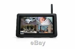 Uniden Digital Wireless 7 Replacement LCD Monitor for UDR744 & UDRC24 Cameras
