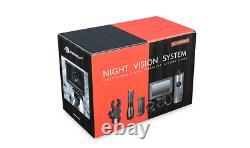 Waterproof 850nm Infrared Digital LED IR Night Vision Camera Device Scope Sight
