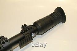 Yukon Photon XT 4.6 X42 S Nightvision Digital Rifle Scope