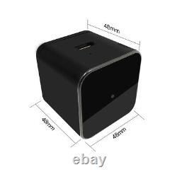 1080p Wifi Night Vision Wall Royaume-uni USA Eu Usb Ac Adaptateur Caché Nanny Camera Audio