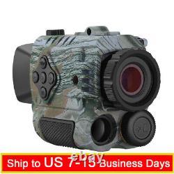 5x18 Vision Nocturne Infrarouge Numérique Monoculaire 8 Go Dvr Surveillance De La Sécurité Portée