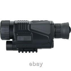5x40 Zoom Infrarouge Nuit Vision Monoculaire Appareil Photo Numérique Avec Vidéo Playback Usb