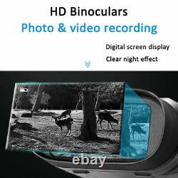720p Digital Night Vision Infrared Hunting Binoculars Scope Ir Camera Nv3180