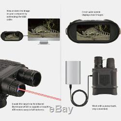 7x31night Vision Binocular Numérique Infrarouge De Vision Nocturne De La Photo C1p5