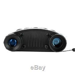 7x Zoom Numérique Infrarouge Hd Télescope Jumelles Hunting Caméra Night Vision Nouveau