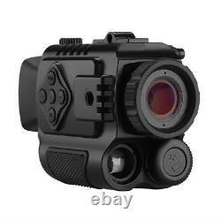 8 Go 5x Digital Infrared Night Vision Monocular Auto Ir Wild Scouting Riflescope