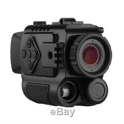 8 Go 5x Numérique Infrarouge De Vision Nocturne Automatique Ir Sauvage Scoutisme Riflescope
