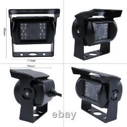 8ch Gps Wifi 4g Ahd Hdd Mdvr Car Dvr Video Recorder Kit 10 Monitor 1080p Caméra