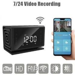 Appareil Photo Numérique Secret Mouvement Horloge Disguised Enregistreur Audio Vidéo