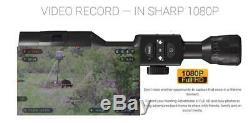 Atn 4k Pro X-sight Scope Day Vision Ultra Nuit Numérique Dgwsxs3144kp