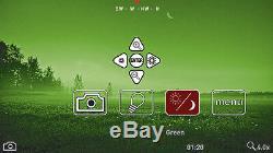 Atn Binoxs-hd Binoculaire Numérique De Vision Jour / Nuit Intelligente Hd 4-16x Wifi Dgbnbnhdx2