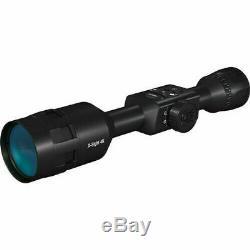 Atn X-sight 4k Vision Nocturne Numérique Riflescope Noir Mat Avec Ir