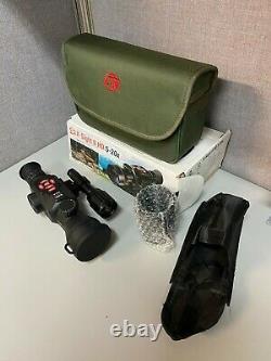 Atn X-sight II Hd 5-20x Day/night Digital Rifle Scope Dgwsxs520z Modèle D'affichage