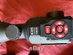 Atn X-vue II Hd Numérique Intelligent De Vision Nocturne 3-14x Portée De Fusil Avec Ir Lumière