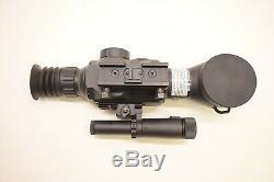 Atn X-vue II Hd Numérique Intelligent De Vision Nocturne 3-14x Portée Rifle
