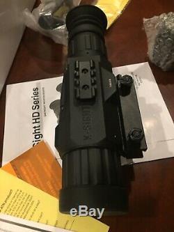 Atn X-vue Intelligente Numérique Hd De Vision Nocturne 3-12x Portée Rifle