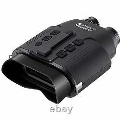 Barska Night Vision 7x Binoculaire Nvx300 Illuminateur Infrarouge 2x Zoom Numérique