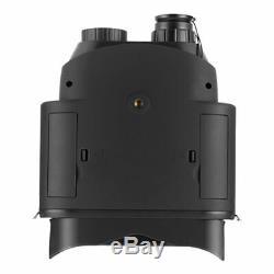 Barska Vision Nocturne Nvx300 Illuminateur Infrarouge Jumelles Numérique, Bq13374