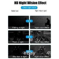 Binocular Telescope Vision Nocturne, 720p Hd Hunting Infrarouge Numérique Avec 2.3x8d1