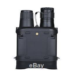 Boblov Nv400 7x31 Zoom Numérique 400 M Jumelles De Vision Nocturne / 1300ft Affichage Range
