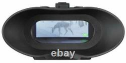 Bresser Digital Nightvision Binocular 1x Avec Monture De Tête