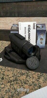 Bushnell Arme À Feu Champ Equinox Z 4.5x40mm Digital Vision Nocturne (ipa005927)