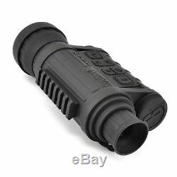 Bushnell Equinox 6x50 Z Digital Vision Nocturne Monoculaire, Noir, 260150