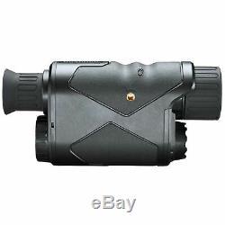 Bushnell Equinox Z2 Numérique De Vision Nocturne 6 X 50mmimage Capture260250
