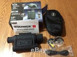 Bushnell Equinox Z 260130, 3x30 Numérique De Vision Nocturne