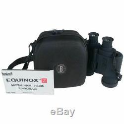 Bushnell Equinox Z Night Vision Binoculaire Zoomables Numérique (260500)