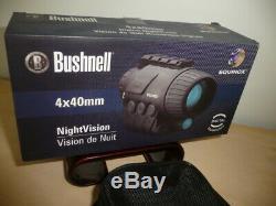 Bushnell Night Vision Modèle Noir Equinox Numérique 260440