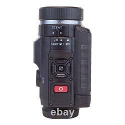 Caméra Sionyx Aurora Noir Ir Numérique De Vision Nocturne