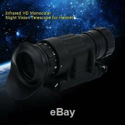 Chasse Extérieur Infrarouge Ir Numérique Vision Nocturne Chasse Télescope Monoculaire