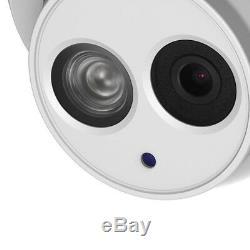 Dahua 4k Uhd 8mp Caméra Ip Eyeball H265 Poe Ir Ip67 MIC Tf Ipc-hdw4831em-ase 4 MM