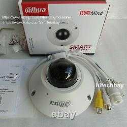 Dahua Ipc-eb5541-as 5mp Panoramic Fisheye Ip Camera H. 265+ Wdr MIC Poe Network