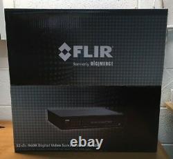 Digimerge Flir D3332 Super-res 32 Canal Dvr Lorex 960h Analog 2 To Harddrive