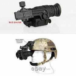 Digital Infrared Ir Hd 850mm 2x Mag Télescope De Vision De Nuit Tactique Monoculaire