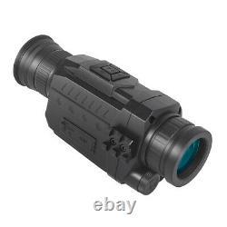 Digital Night Vision Monocular Telescope Camouflage Hunting Night Vision Viewer