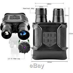Digital Vision Nocturne Hunting Jumelles Caméra Infrarouge Et Caméscope 400 M / 1300ft